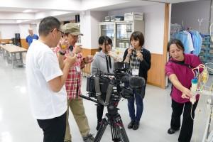 NHK ガッテン 撮影協力