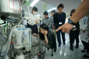 臨床工学技士のたまご~医療機器演習01