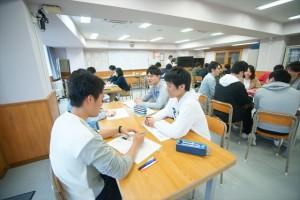 臨床工学技士のたまご~就職試験対策 集団討論01